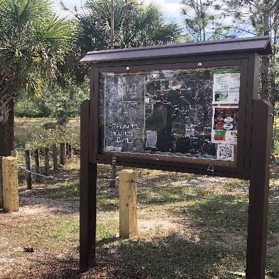 Arboretum Trails Map